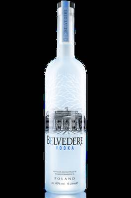 Vodka BELVEDERE Pure Mathusalem 40° 6 Litres