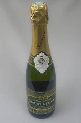 Champagne SELECTION Brut 37,5cl