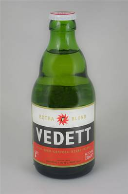 Biere VEDETT5 Blonde 5,2° 33cl