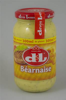 Sauce Béarnaise DL 300ml