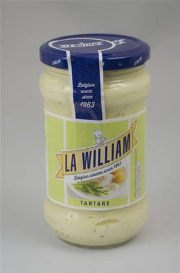 Sauce Tartare LA WILLIAM 300ml