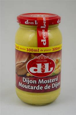 Moutarde de Dijon Douce DL 300ml