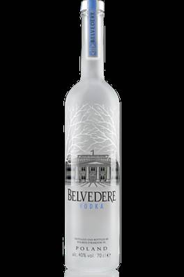 Vodka BELVEDERE Pure 40° 70cl