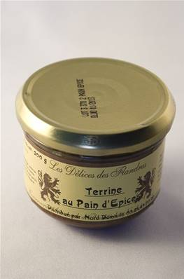 Terrine au Pain d'Epices 200g